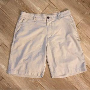 Adidas Climalite Tan Golf Shorts